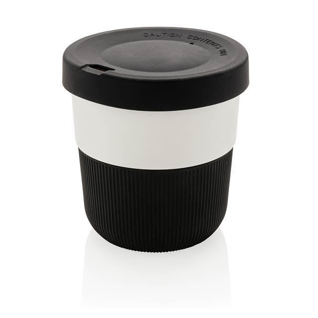 PLA hrnek coffee to go 280ml - černá