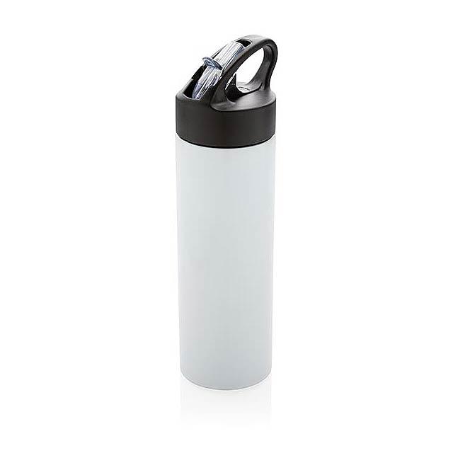 Sportovní termoska - white