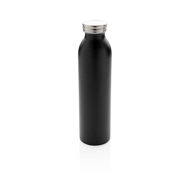 Nepropustná termo láhev s měděnou izolací - černá