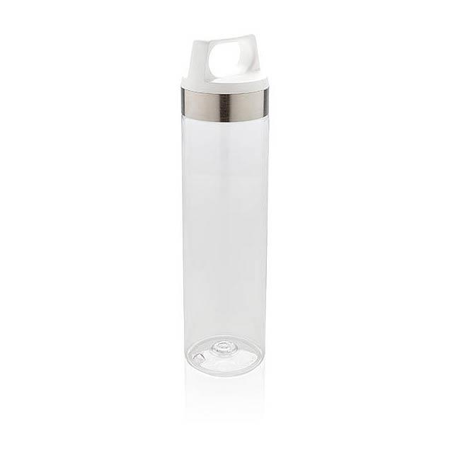 Nepropustná tritanová lahev - bílá