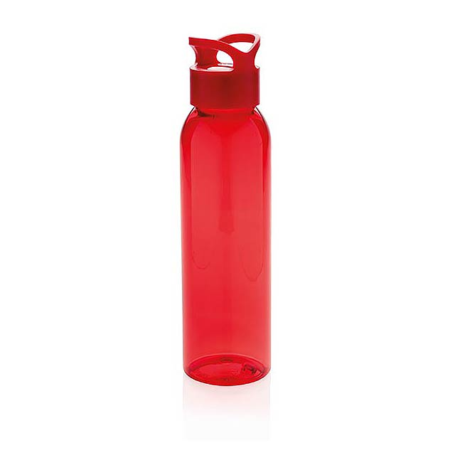 Nepropustná lahev z AS - červená
