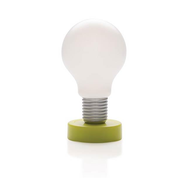 Dotykové světlo, zelená - zelená