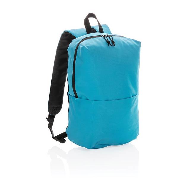 Základní batoh PVC free - nebesky modrá