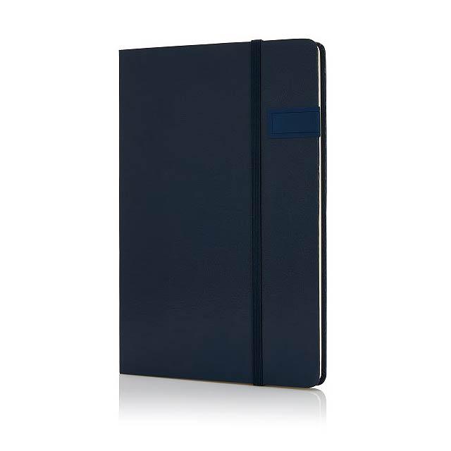 Datový poznámkový blok s4GB USB, námořní modř - modrá