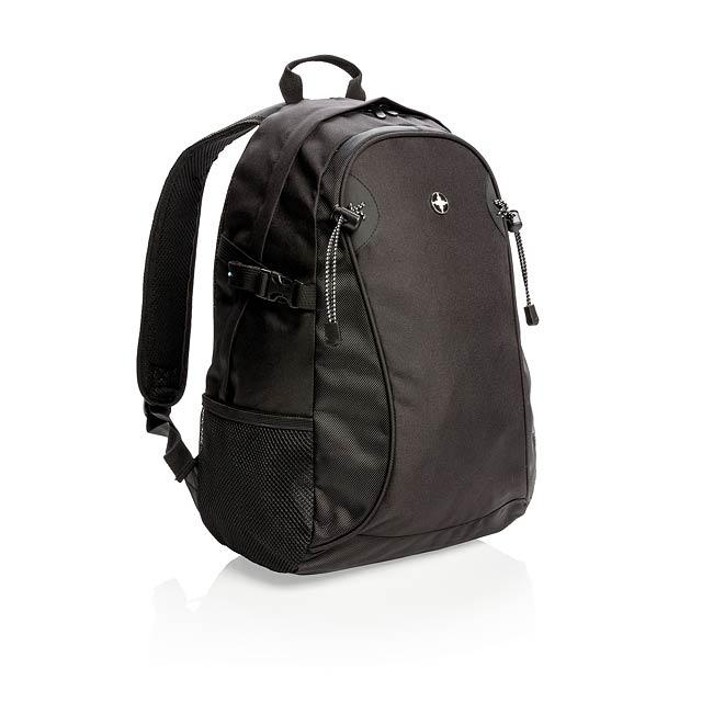 Outdoorový batoh - černá