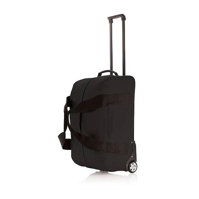 Cestovní taška na kolečkách - black