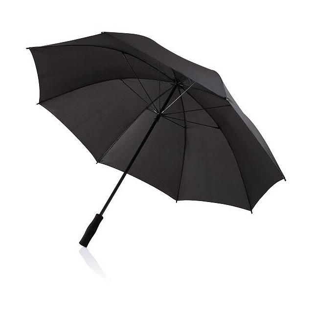 Deluxe deštník do bouřky - black