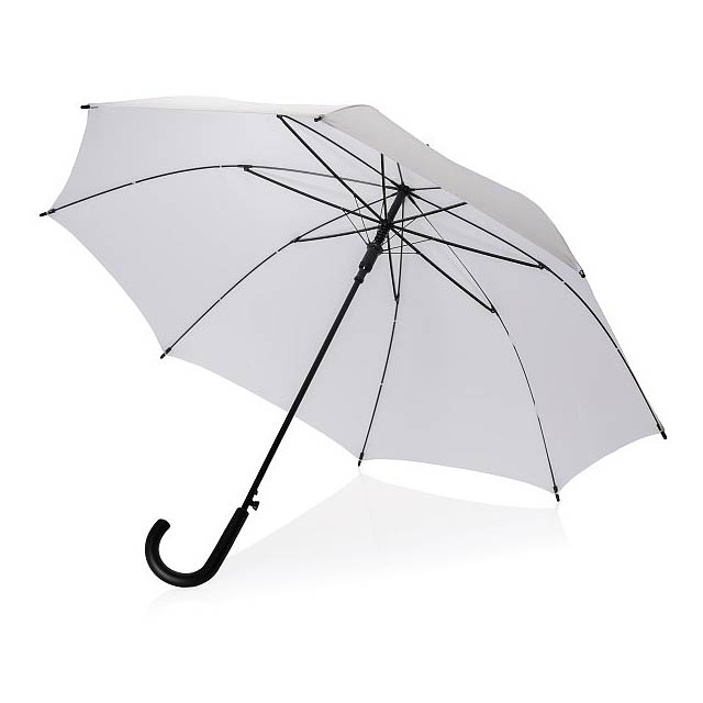 "23"" automatický deštník, bílá - bílá"