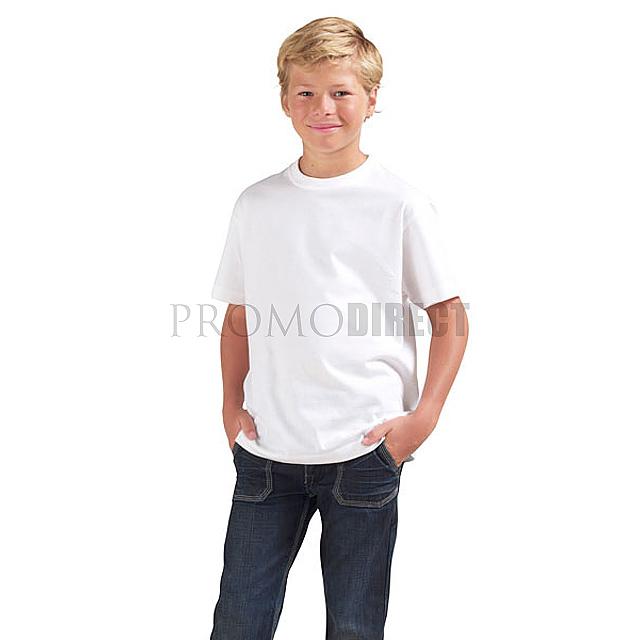 Triko dětské 150 bílé - bílá