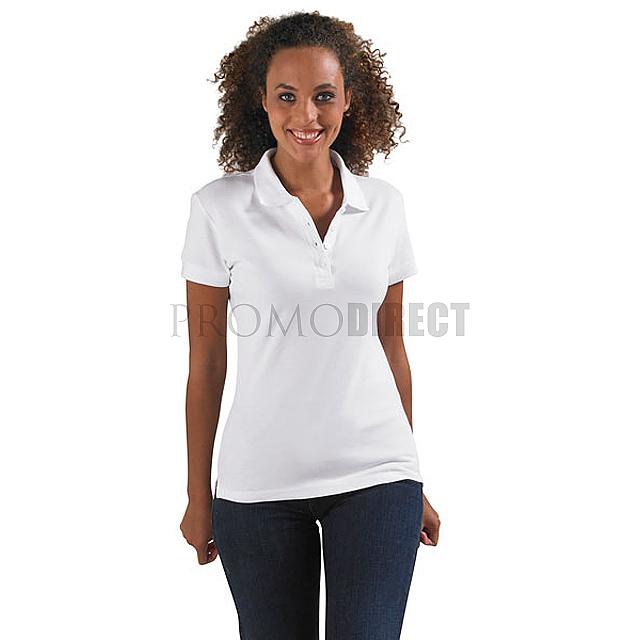 Polokošile dámská 170 - 180 mix barev - bílá