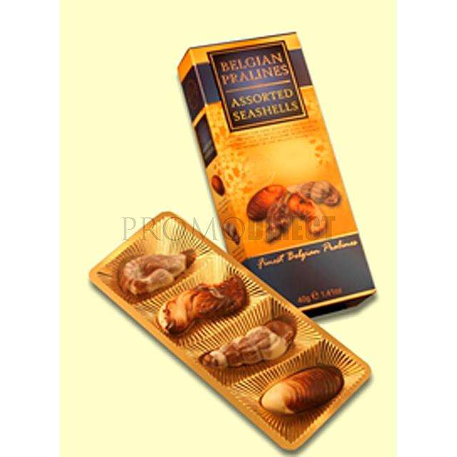 Čokoládové pralinky -