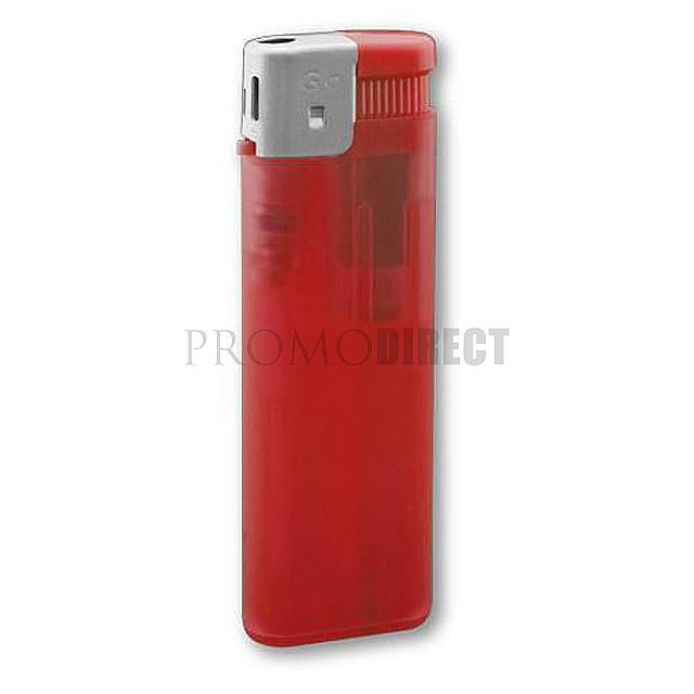 Zapalovač Piezo - červená