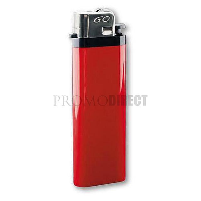 Zapalovač jednorázový - červená