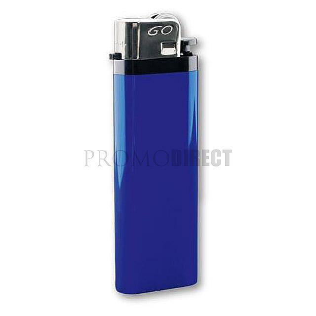Zapalovač jednorázový - modrá
