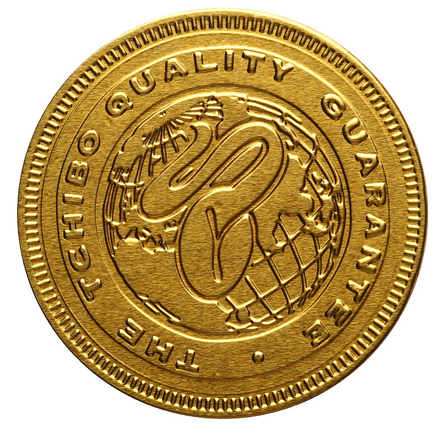 Chocolate Coins 75 mm -