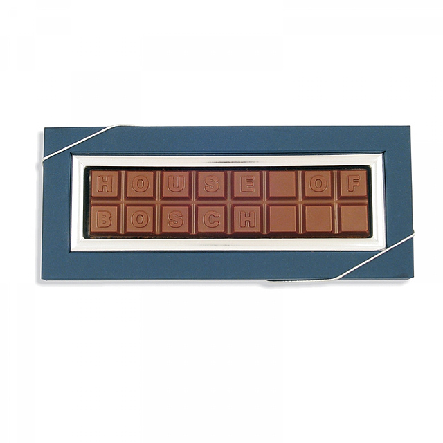 Chocolate text 60-75 g -