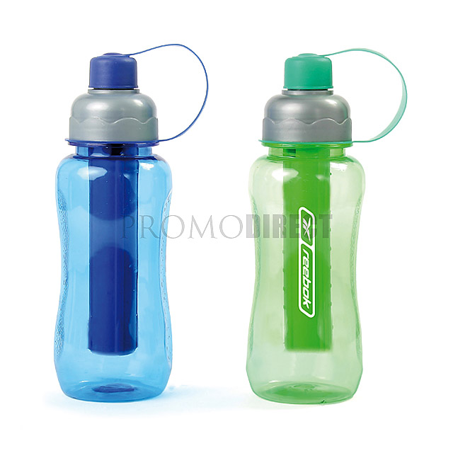 Sport Cooler Bottle - blue