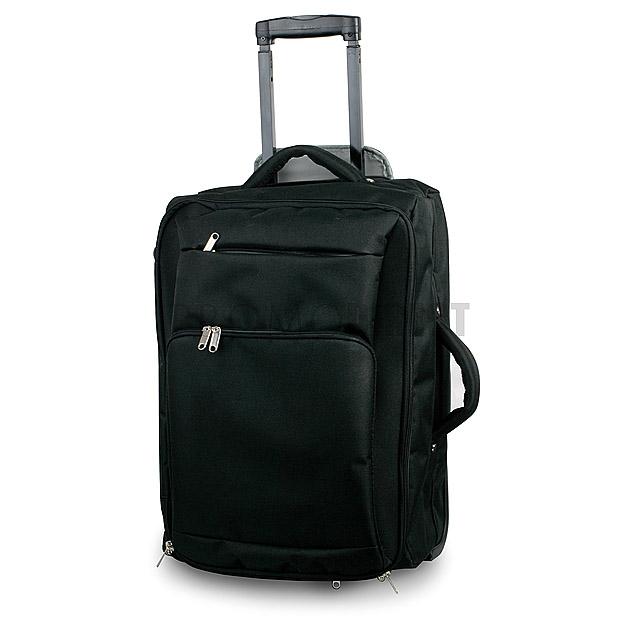 Kufr na kolečkách Light Weight - černá