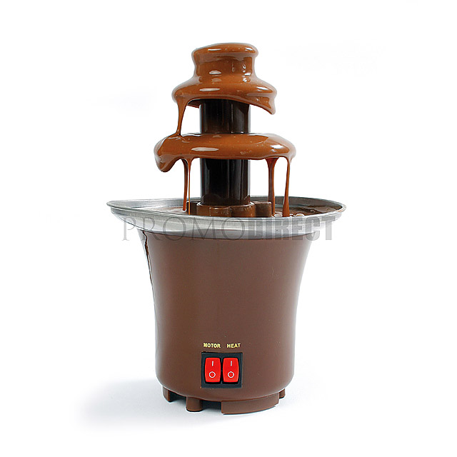 Chocolate Fountain - hnědá
