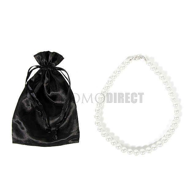 Pearl Necklace - ivory