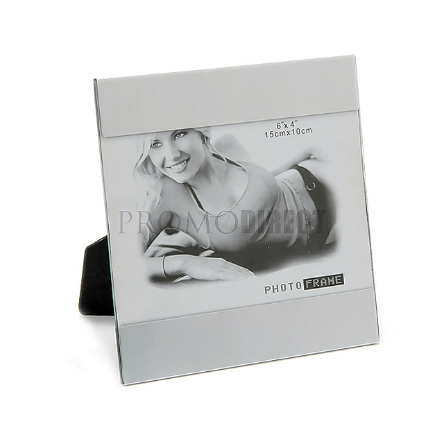 Fotorámeček Metallic - šedá
