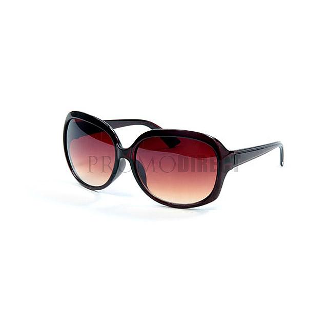 Sluneční brýle 80's - černá