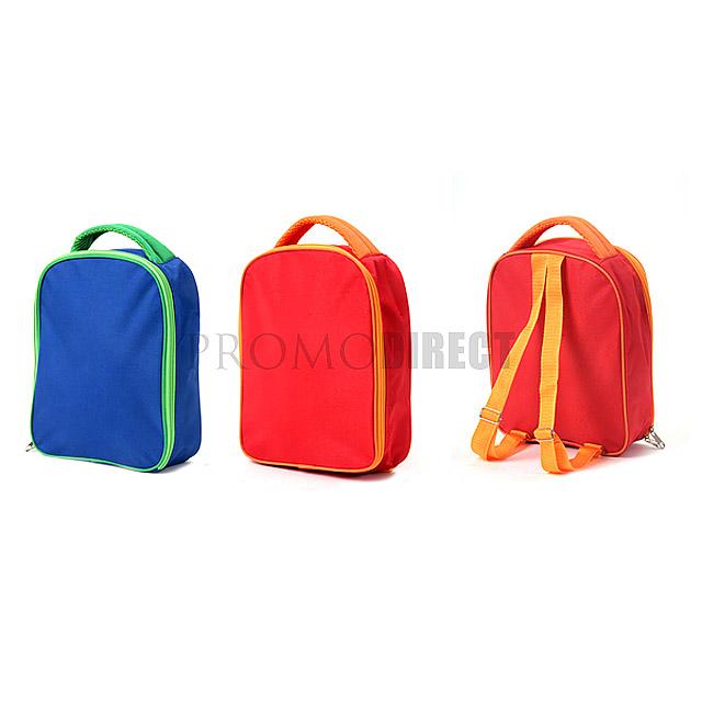 Batoh School - oranžová