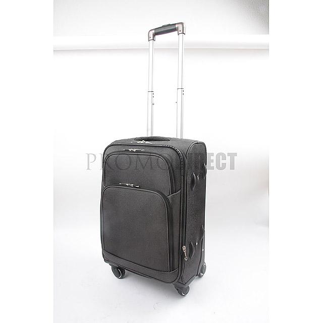 Kufr na kolečkách Four - černá