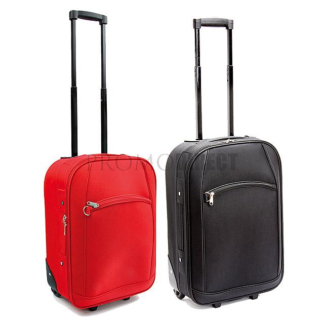 Kufr na kolečkách Head - černá