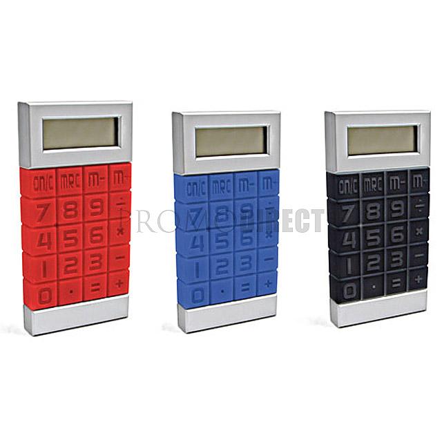 Kalkulačka Tablet - čierna