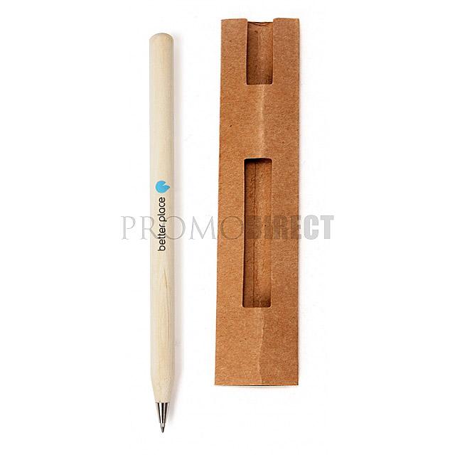 Natur Pen - Weiß