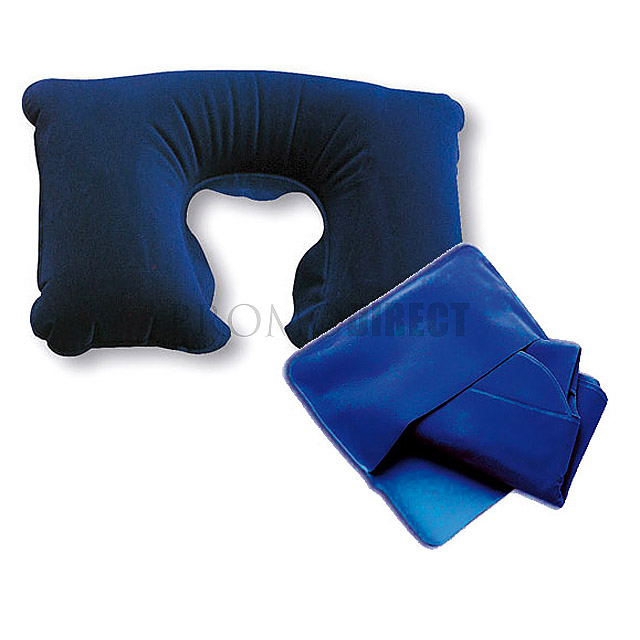 Cestovní polštářek Pillow - fialová