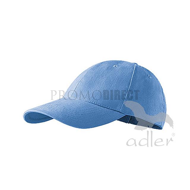 Basebalová čepice 6P - černá