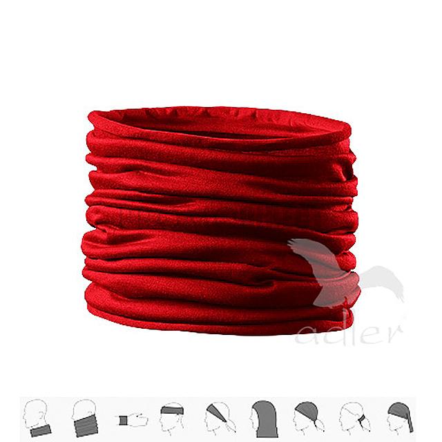 4027b2dc5d1 Multifunkční šátek Twister - bílá