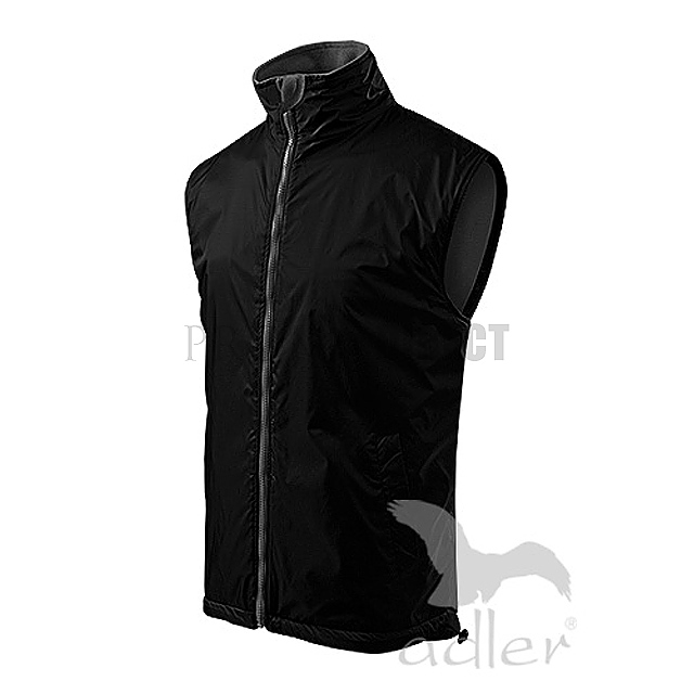 Dámská softshell bunda - černá