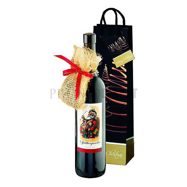 Víno v dárkové tašce -