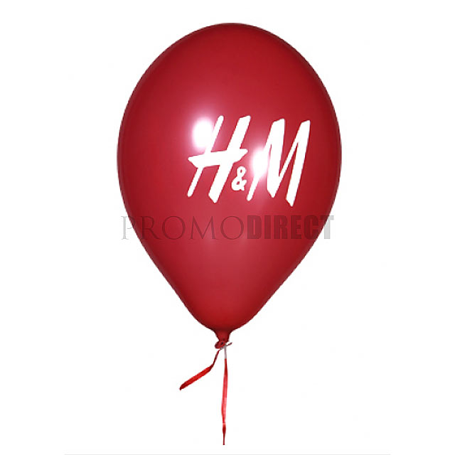 Advertising balloons - multicolor