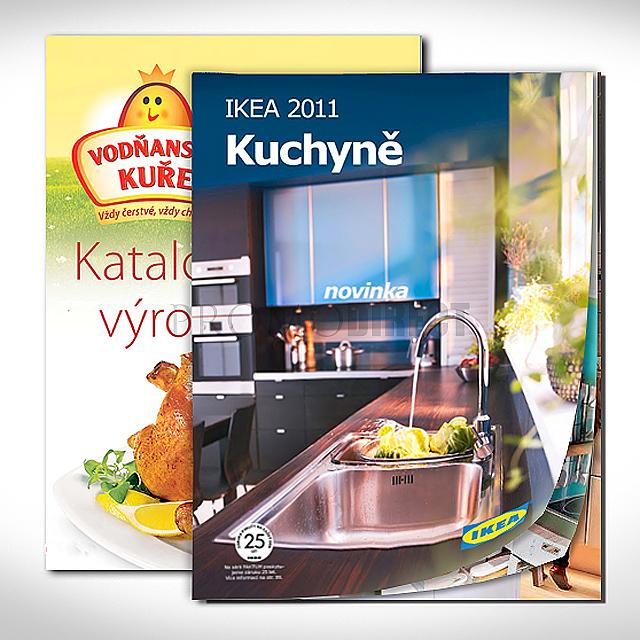 Brožura A4 - 8 pages -