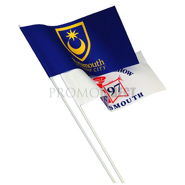 Vlaječka papírová 12x24 cm - foto