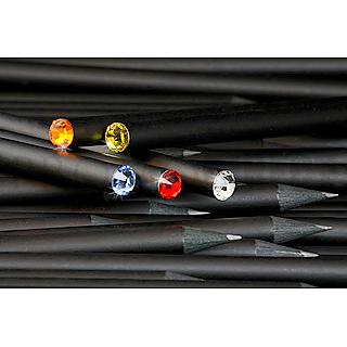 Diamant-Stift - schwarz