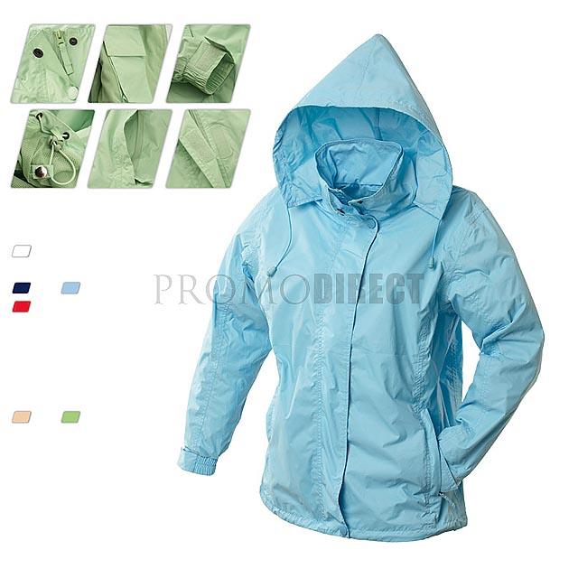 Dámská bunda - modrá
