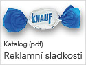 Reklamní sladkosti - katalog