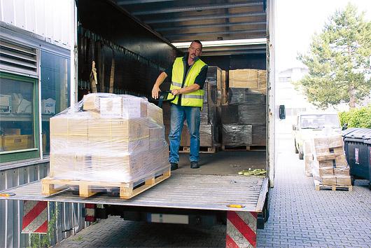 Doprava a logistika - Promo Direct