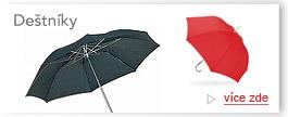 Deštníky s potiskem